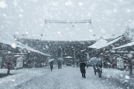 2014_heavy_snow_metropolitan_toky_8