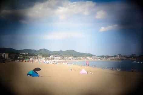 Holga_lens_miura_beach_02